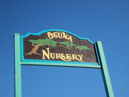 Osuna Nursery, Albuquerque