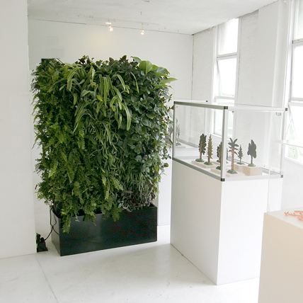 Gavin Over At Living Walls Will Sell You The Materials Need If Want To Try Your Hand Vertical Gardening Theyre Called Wallys And Like