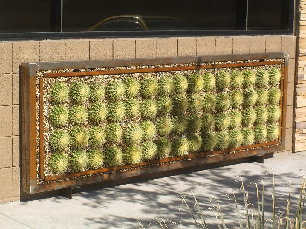 Small Cactus Garden Design cowboys and indians container garden Heres Another Beautiful Succulent Garden