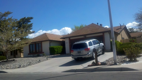 Good To Grow, Liza's photos, Walter White's house from Breaking Bad