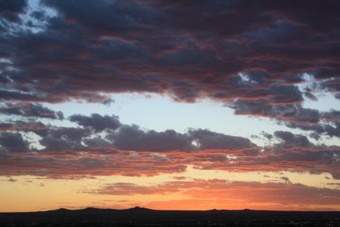 Good To Grow, Liza's photos, Albuquerque sunset