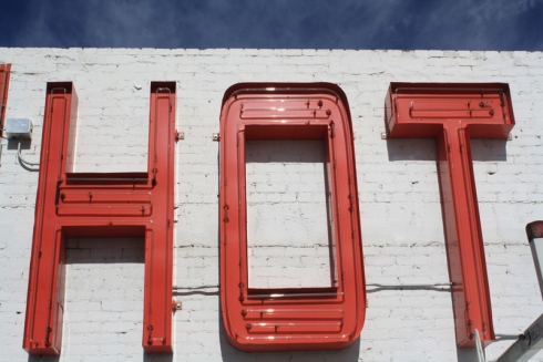 Good To Grow, Liza's photos, neon sign in Nob Hill