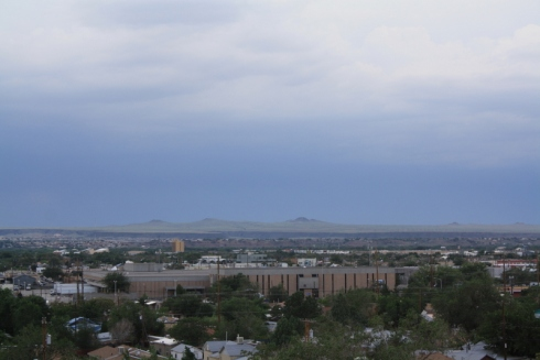 Good To Grow, Liza's photos, Albuquerque summer storms