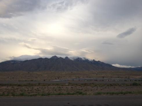 Good To Grow, Liza's photos, the Sandia Mountains