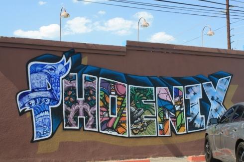 Good To Grow, Liza's photos, more murals in Phoenix