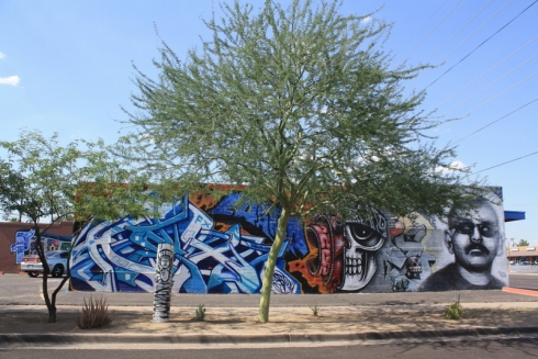 Good To Grow, Liza's photos, more mural action in Phoenix