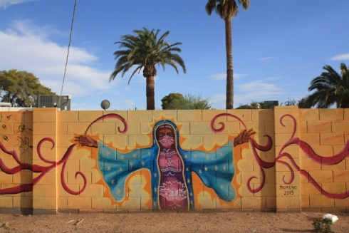 Good To Grow, Liza's photos, mural in Phoenix