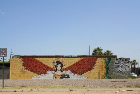 Good To Grow, Liza's photos, murals of Arizona